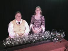 Eric and Susan Scites Glass Harp